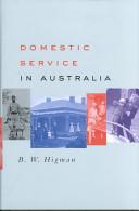 Domestic Service in Australia