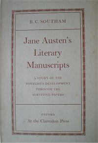 Jane Austen's Literary Manuscripts