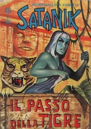 Satanik n. 48
