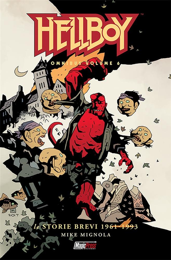Hellboy Omnibus vol. 6