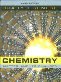 e-Study Guide for: Chemistry: The Study of Matter and Its Changes by Fred Senese, ISBN 9780470120941