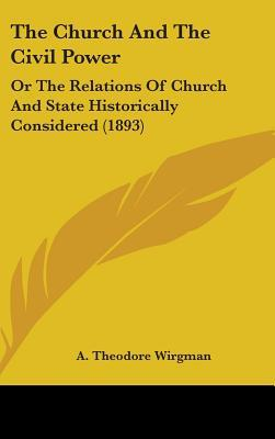 The Church and the Civil Power