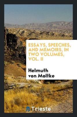Essays, speeches, an...