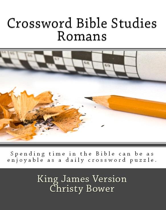 Crossword Bible Studies: Romans