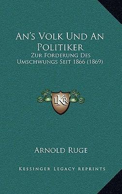 An's Volk Und an Politiker
