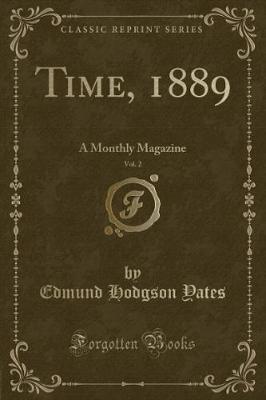 Time, 1889, Vol. 2
