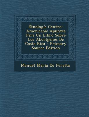 Etnologia Centro-Americana