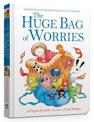 The Huge Bag of Worries Board Book