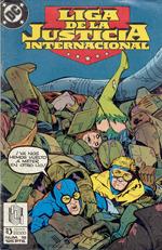 Liga de la Justicia Internacional #18