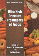 Ultra High Pressure Treatments of Foods