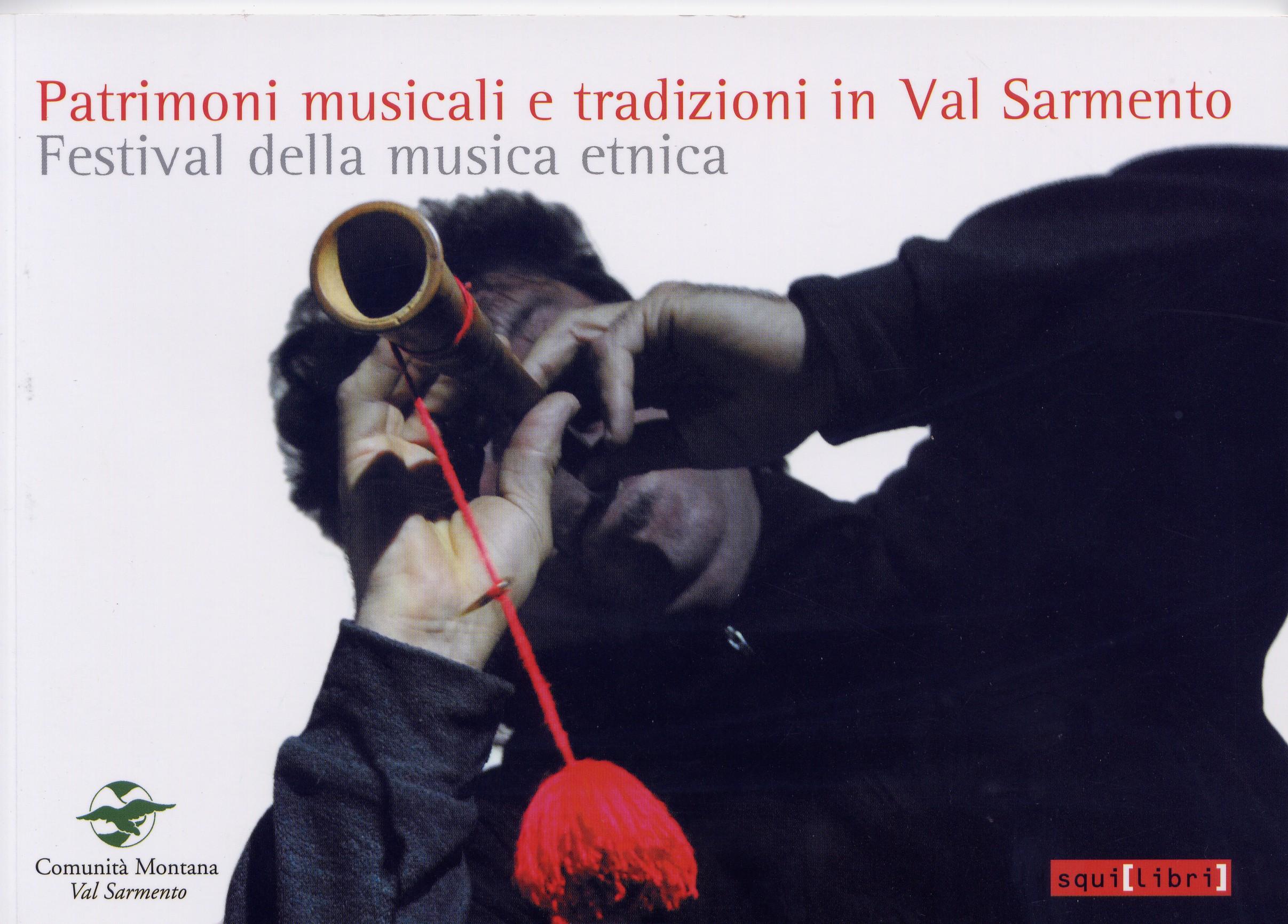 Patrimoni musicali e tradizioni in Val Sarmento