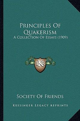 Principles of Quaker...