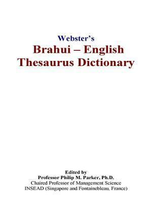 Webster's Brahui - English Thesaurus Dictionary