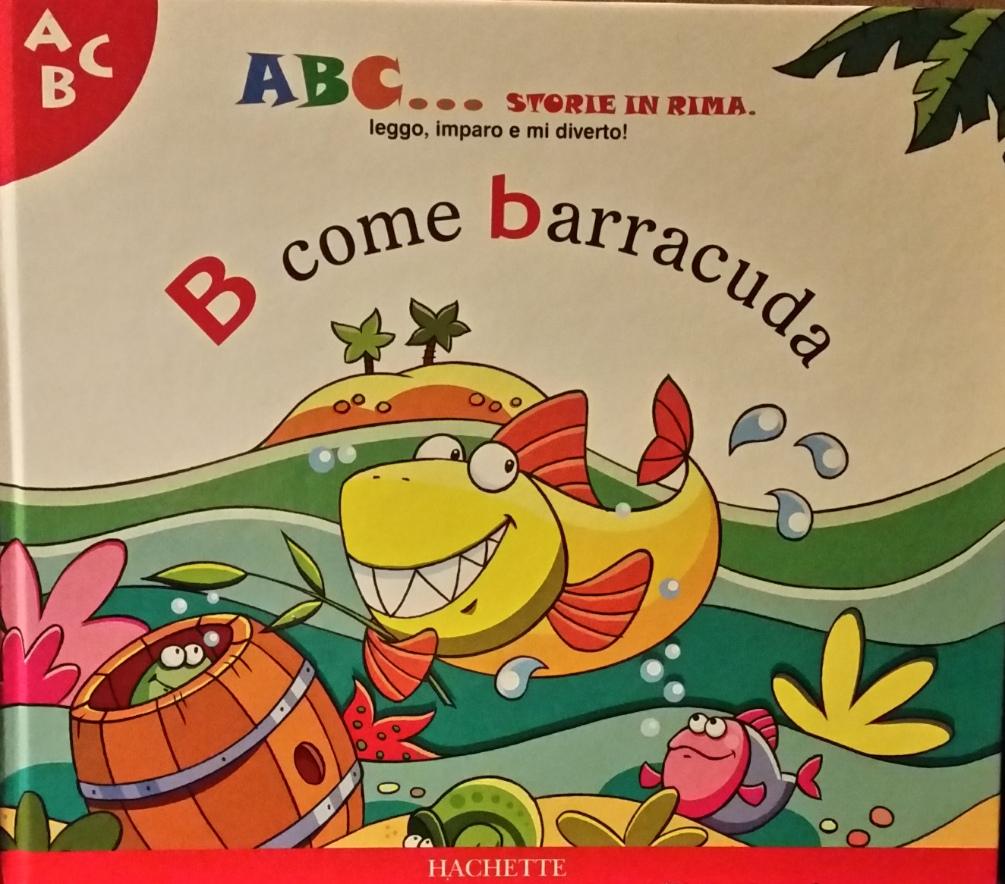 B come barracuda