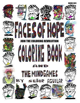 Faces of Hope Coloring Book and the Mind Games
