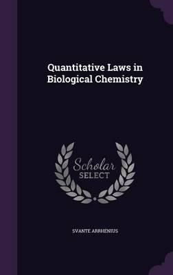 Quantitative Laws in...