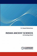 INDIAN ANCIENT SCIENCES