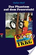 TKKG - Das Phantom auf dem Feuerstuhl