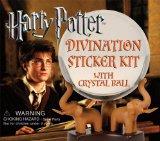 Harry Potter Divination Crystal Ball Sticker Kit