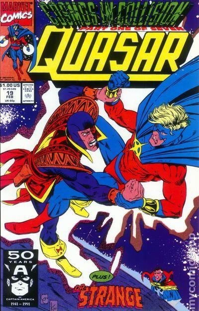 Quasar Vol.1 #19