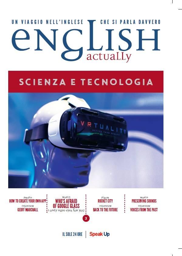 English actually. Un viaggio nell'inglese che si parla davvero