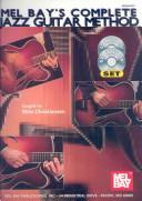 Mel Bay's Complete Jazz Guitar Method