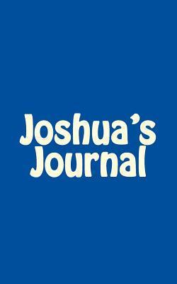 Joshua's Journal Jou...
