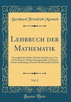 Lehrbuch der Mathematik, Vol. 2