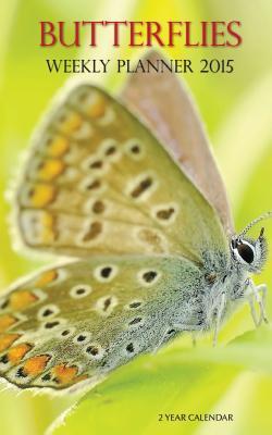 Butterflies Weekly Planner 2015