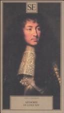 Memorie di Luigi XIV