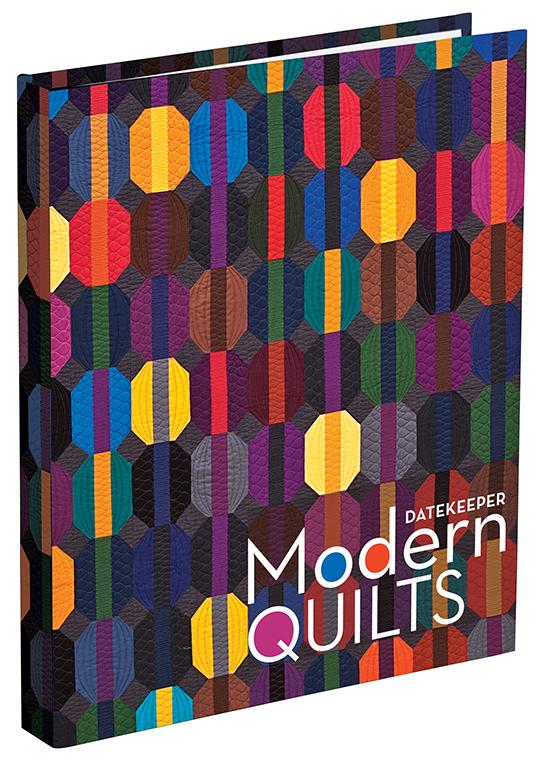 Date Keeper Modern Quilts
