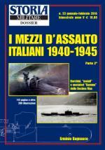 I mezzi d'assalto italiani 1940-1945 - Parte 2a