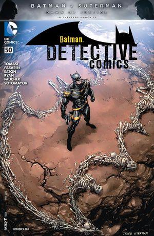 Detective Comics Vol.2 #50