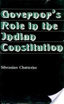 Governor's role in the Indian Constitution