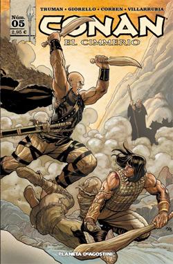 Conan el Cimmerio #5 (de 17)