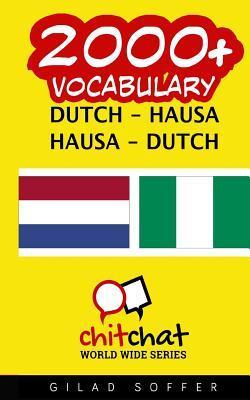 2000+ Dutch Hausa Hausa-dutch Vocabulary