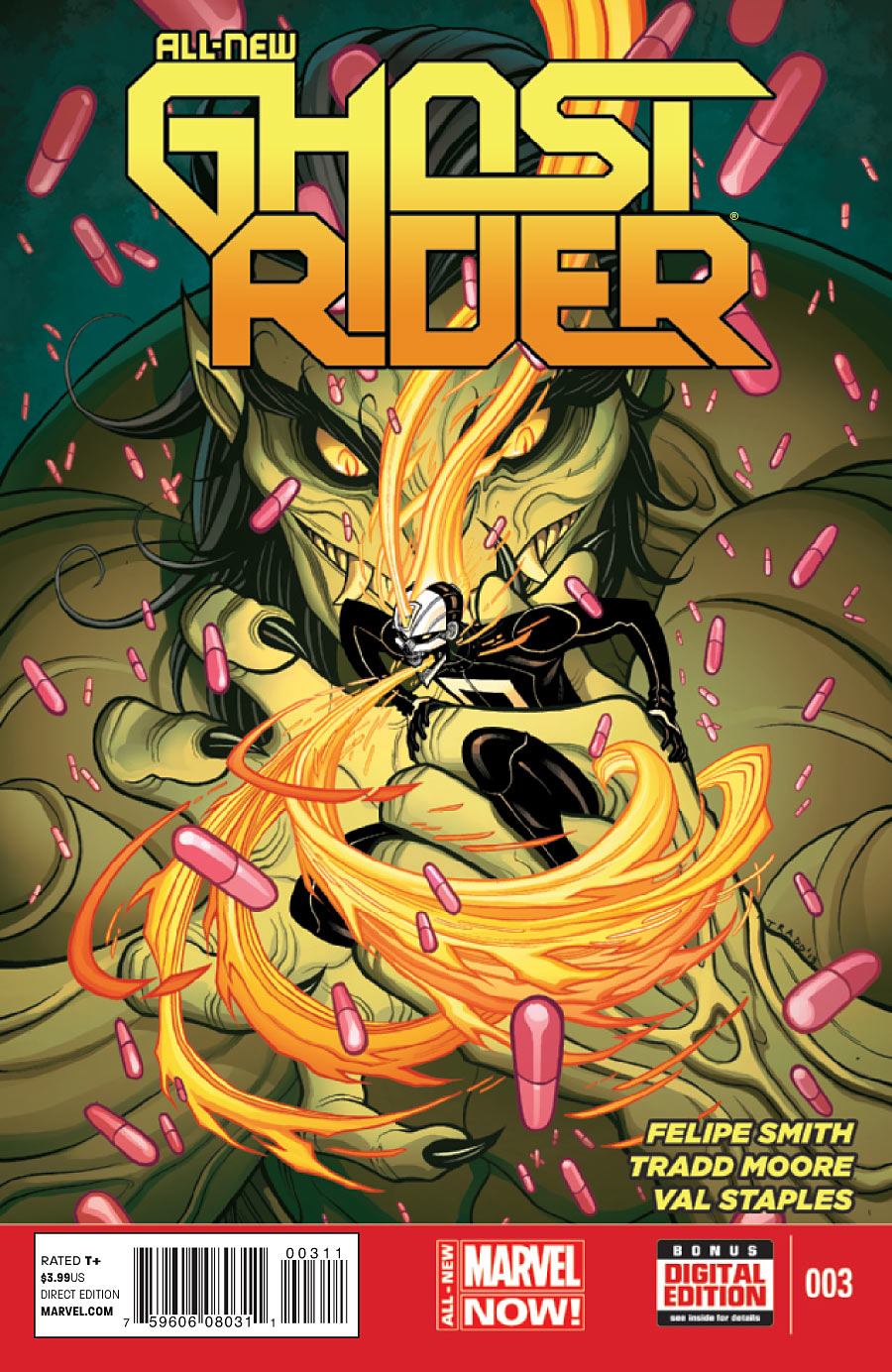 All-New Ghost Rider Vol.1 #3