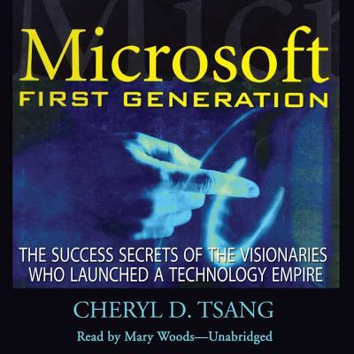 Microsoft First Generation