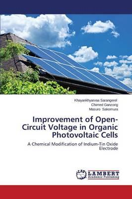 Improvement of Open-Circuit Voltage in Organic Photovoltaic Cells