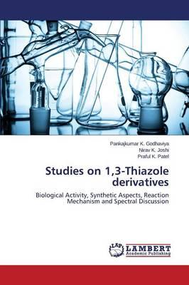 Studies on 1,3-Thiazole derivatives