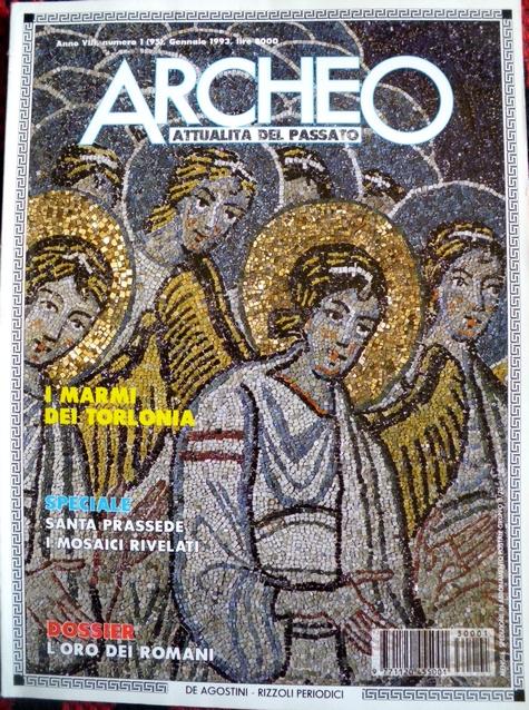 Archeo attualità del passato n. 95
