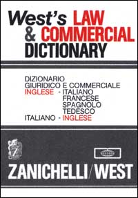 West's law commercial dictionary