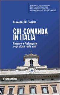 Chi comanda in Italia. Governo e Parlamento negli ultimi vent'anni