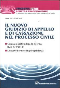 Il nuovo giudizio di appello e di cassazione nel processo civile