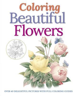 Coloring Beautiful Flowers