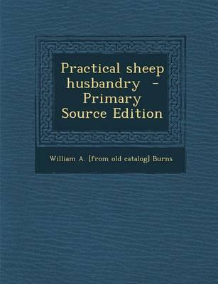 Practical Sheep Husbandry