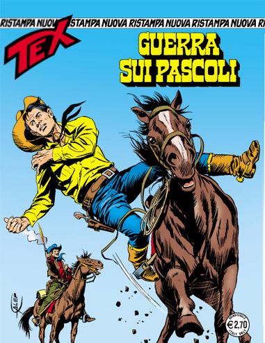 Tex Nuova Ristampa n. 218