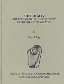 Shechem IV