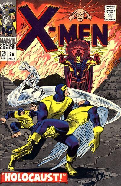 The X-Men Vol.1 #26