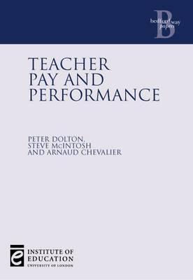 Teacher Pay And Perf...